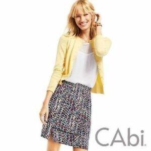 Cabi Sunny Sunshine Button Up Cardigan